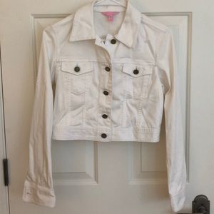 Lilly cropped jacket